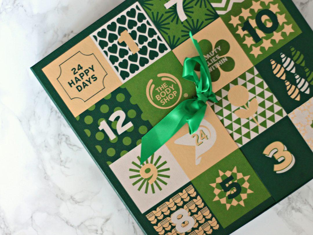The Body Shop Advent kalender