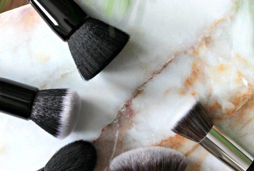 Vegan make-up kwasten