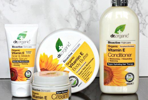Dr Organic Vitamine E