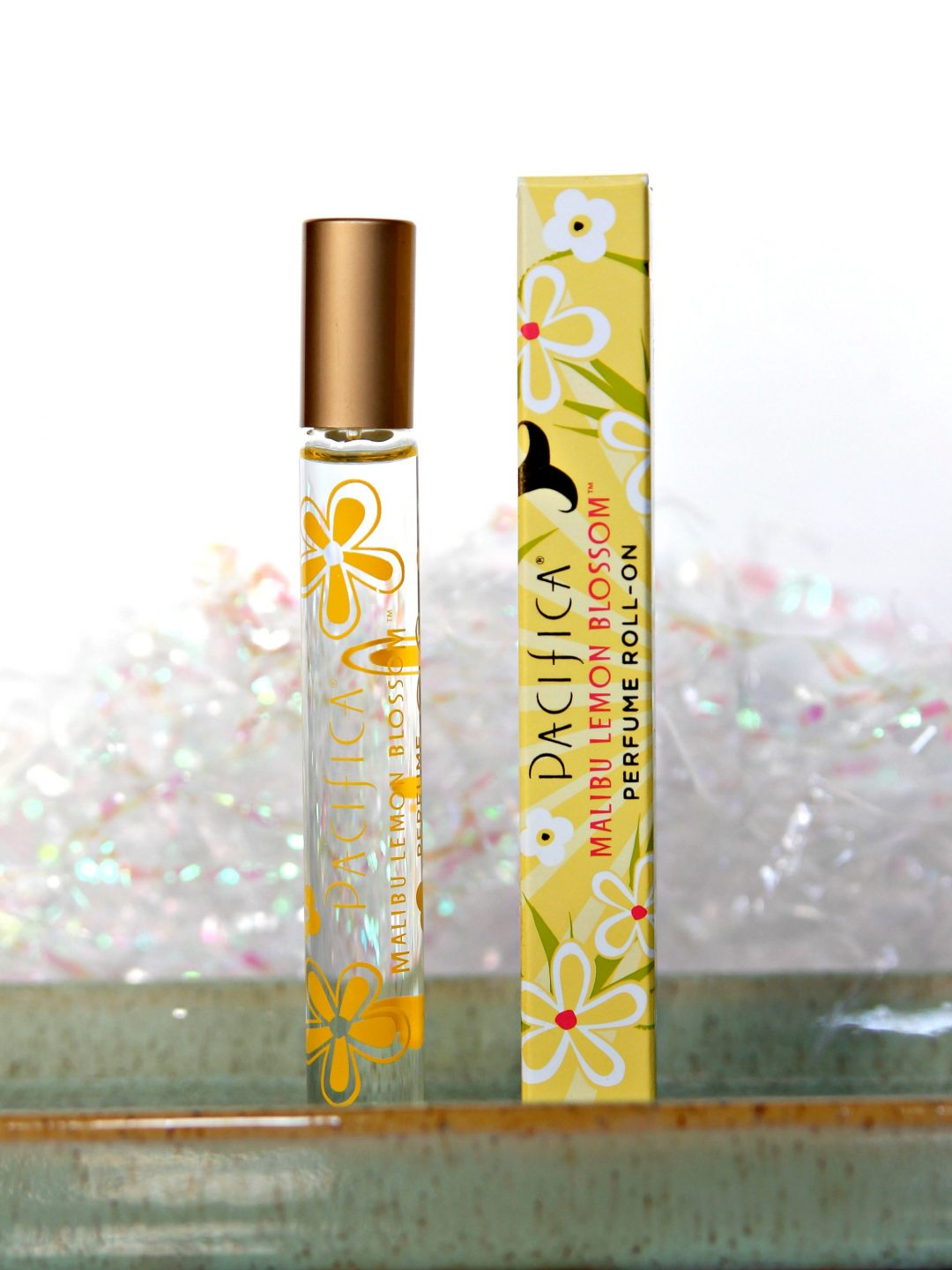 Pacifica Malibu Lemon Blossom Roll-On Parfum