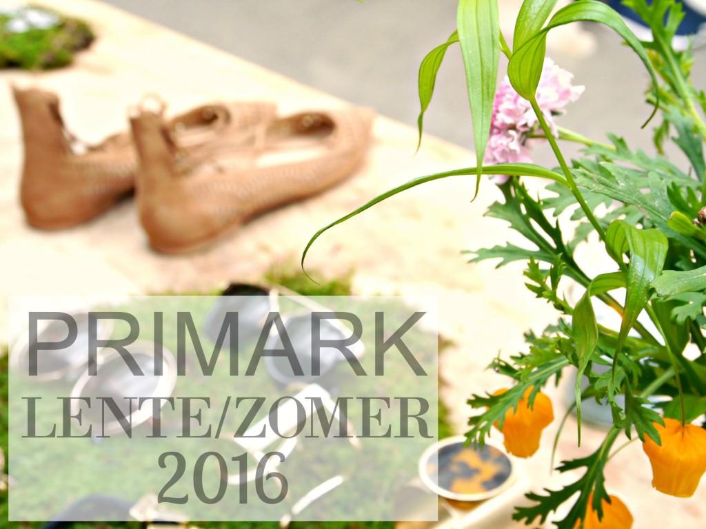 zomercollectie primark 2016