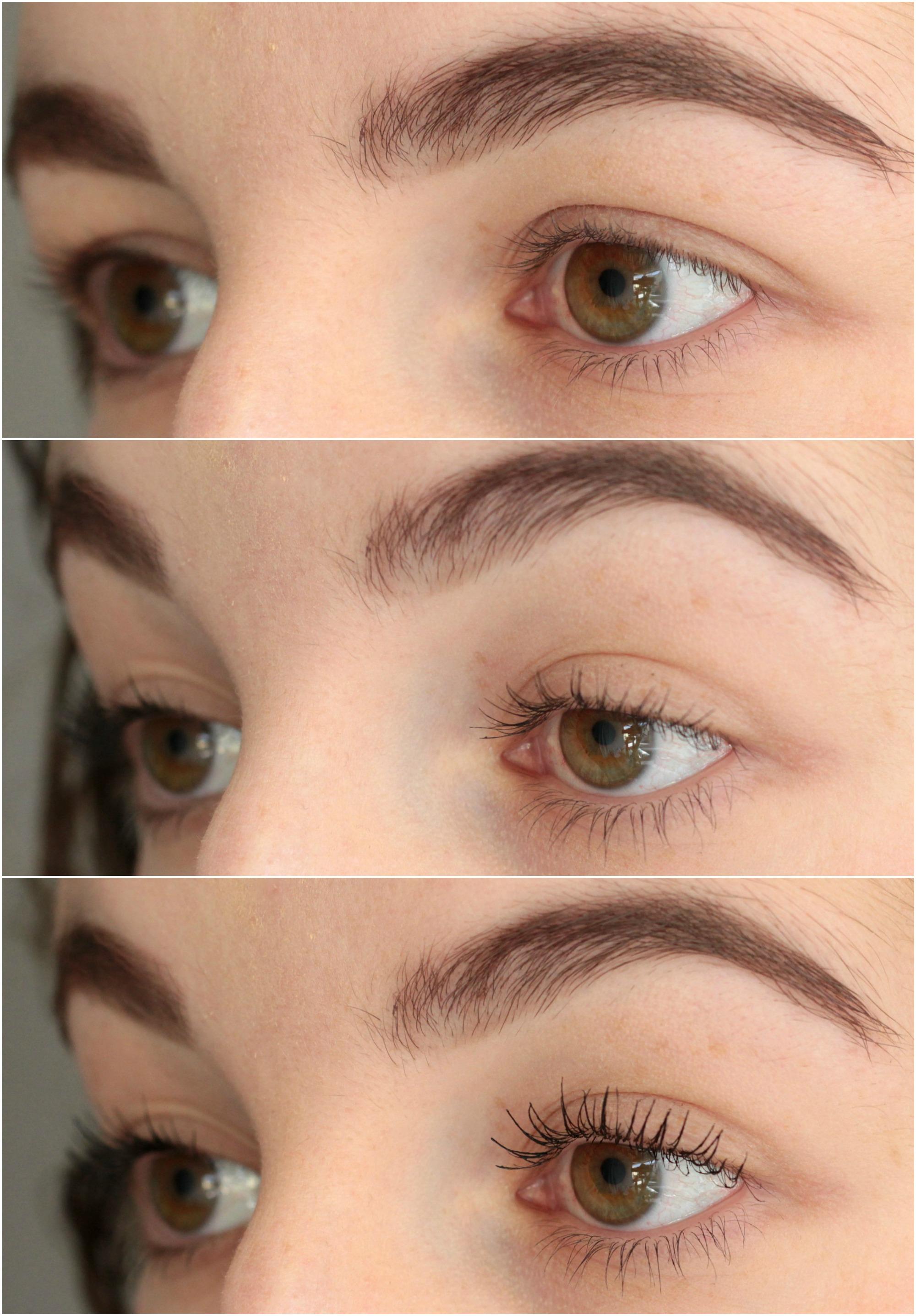 mascara collage elf