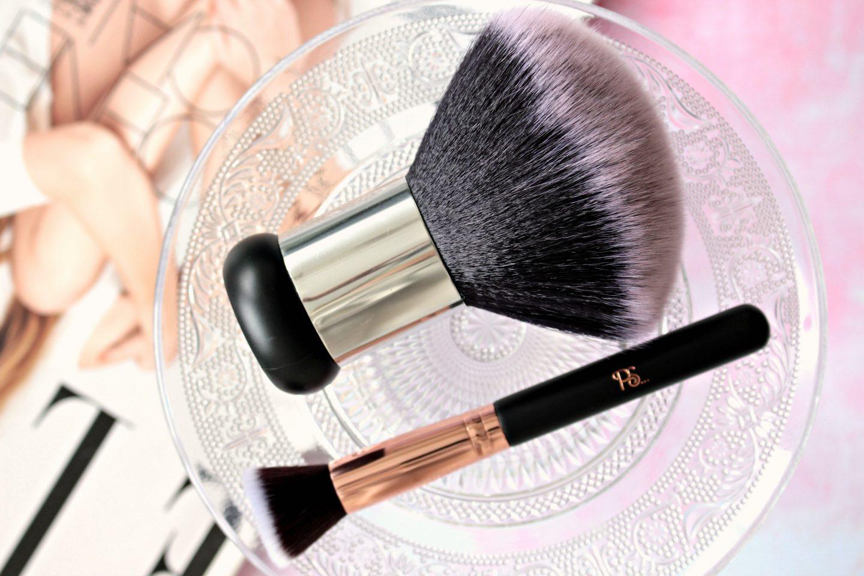 PS. Love make-up kwasten | kabuki kwast & stippling brush