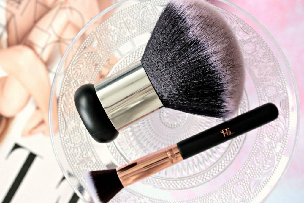 PS. Love make-up kwasten