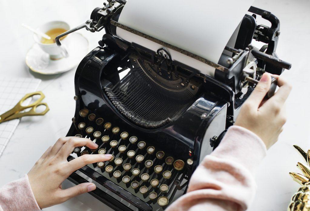 Bloggen op een lager pitje