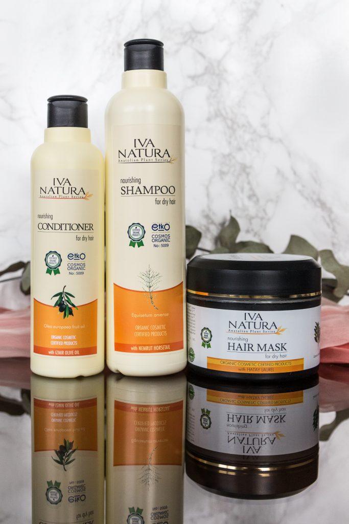 Iva Natura haarverzorgingsproducten