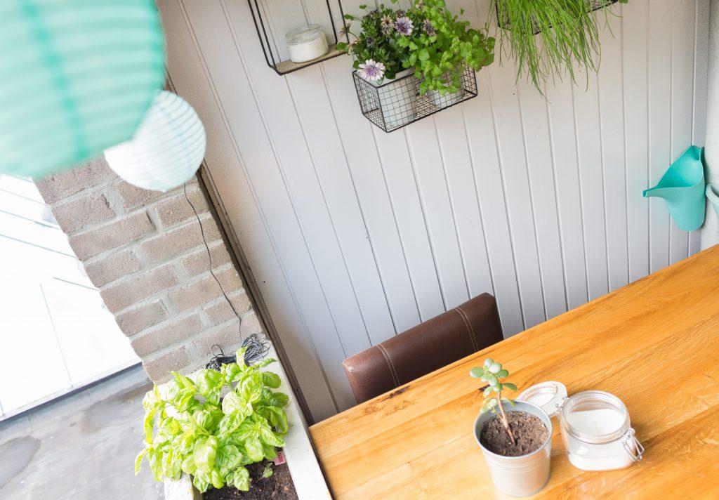 Ons balkon + tips voor een klein balkon